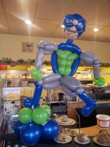 Balloon Seahawk